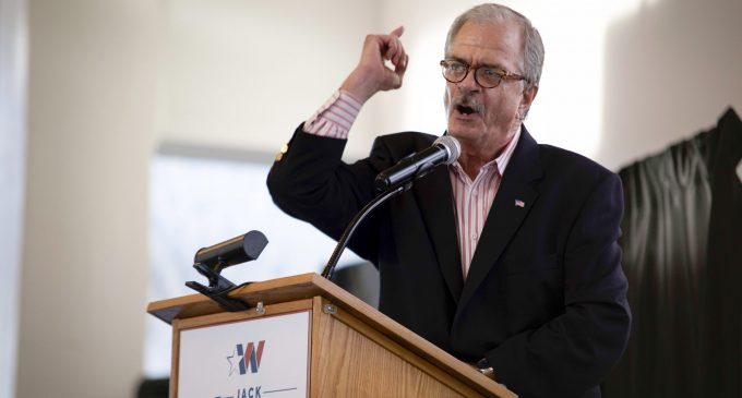 Republican Jack Wyman announces his candidacy for Texas Congressional District 26, challenging incumbent Michael Burgess