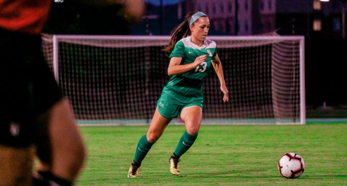 Soccer utilizes non-conference games to prep for C-USA rival