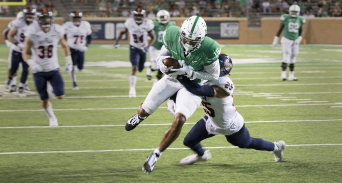 Down with the King: Mean Green get chance at beating quarterback-less Houston