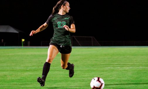Soccer topples Middle Tennessee, stays undefeated in conference play