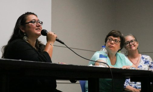 Denton Inclusion Society holds forum on gun violence and mental illness