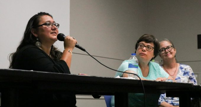 Denton Inclusion Society holds forum on gun violence and mental illness