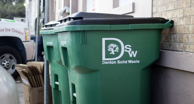 Denton is implementing new way to tackle commercial trash pick-up