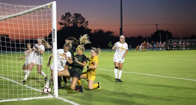 Soccer captures narrow win against Southern Mississippi