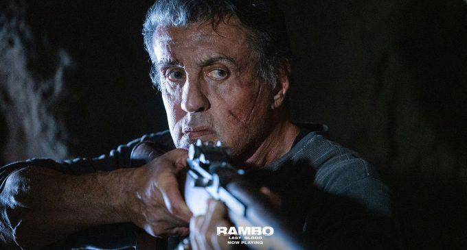 'Rambo: Last Blood' misfires