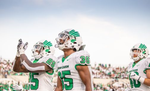North Texas prepares for last showdown with Mustangs in Fine Era