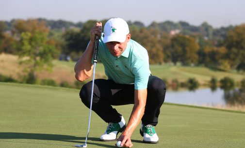 "North Texas men's golf playing with ""new attitude, energy and depth"" this year"