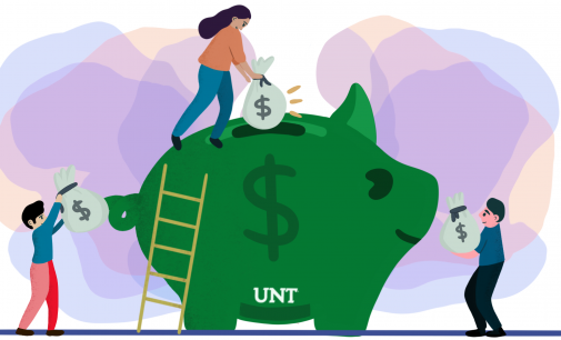 Six students out of 177 took UNT's housing buyout offer