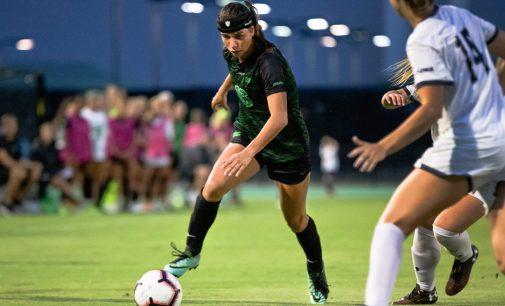 Soccer keeps unbeaten streak alive