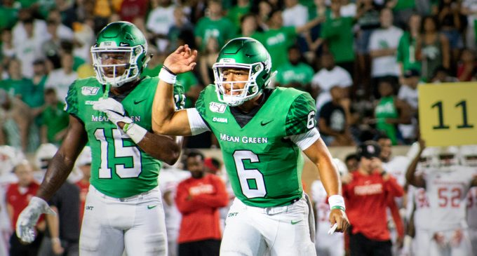 Fine healthy for matchup against Middle Tennessee