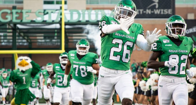 "Southern Miss gives North Texas ""golden"" opportunity to rebound"