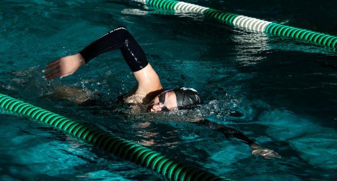 Swim captain leads way for Mean Green in junior season