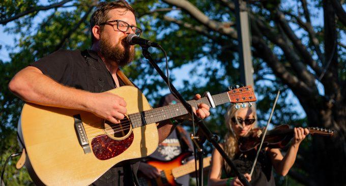 Local musicians unite through annual Denton Folk Festival