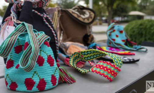 DFW resident exposes people to Colombian culture through Guajira Wayuu bags