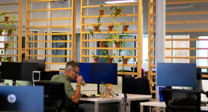 Stoke helps entrepreneurs, remote workers and small businesses through coworking space