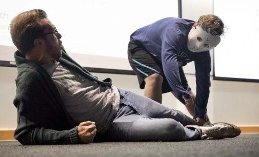 UNT Improv Horror Show: Frighteningly Familiar
