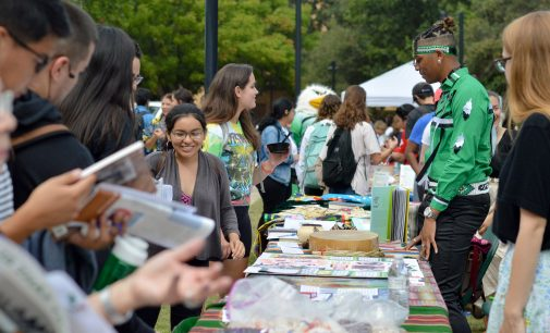 UNT honors Indigenous People's Day in first annual celebration