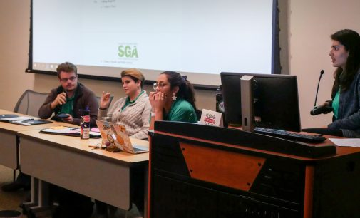 SGA Senate gains one member but stalls on legislation at latest meeting