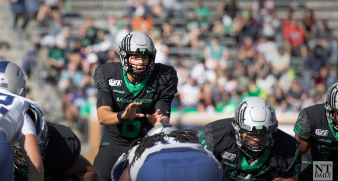 Mean Green hope to ride momentum into Charlotte