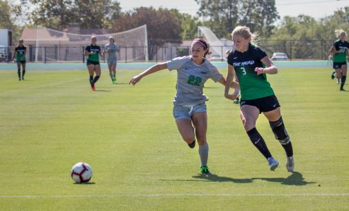 Soccer reigns victorious on senior day