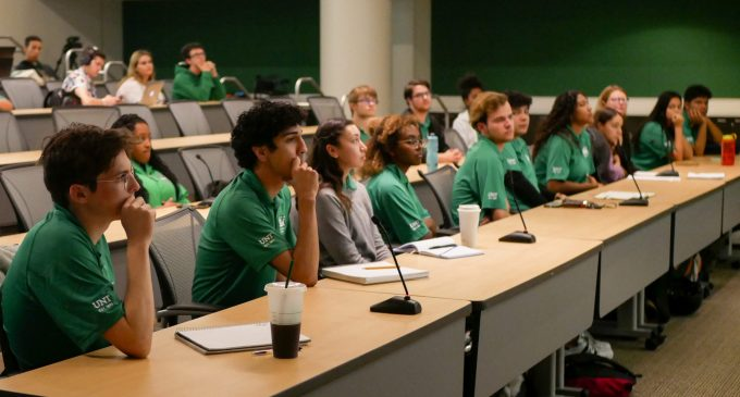 SGA Senate hears comments on inclusive language at Oct. 23 meeting