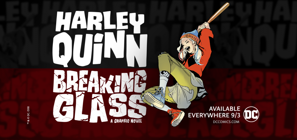 'Harley Quinn: Breaking Glass' is another excellent coming-of-age story from DC INK