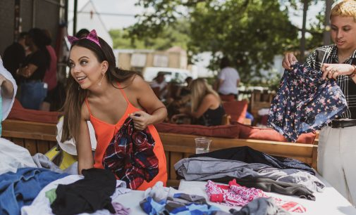 Denton clothing swaps lead to more sustainable fashion