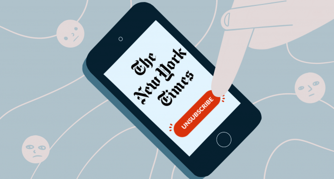 The New York Times exposing the whistleblower is a breach of journalistic ethics