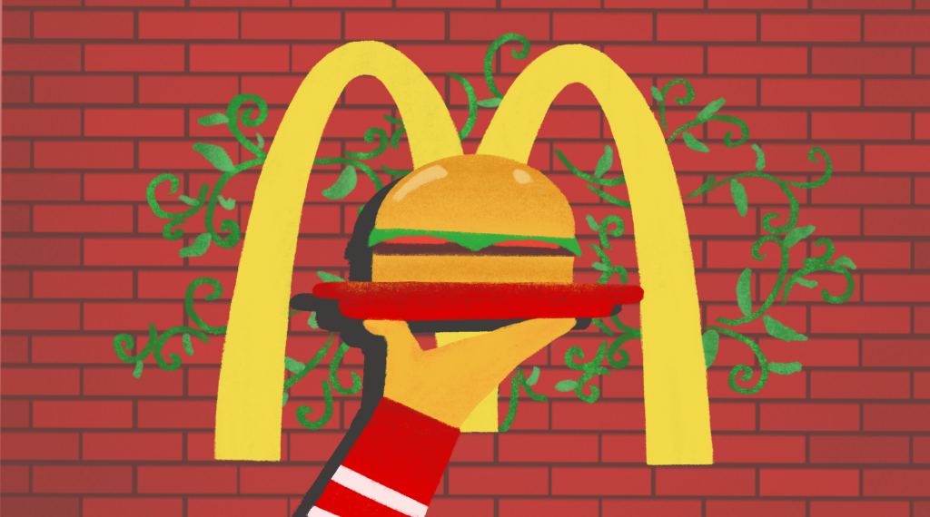McDonald's first plant-based burger is a step in the right direction