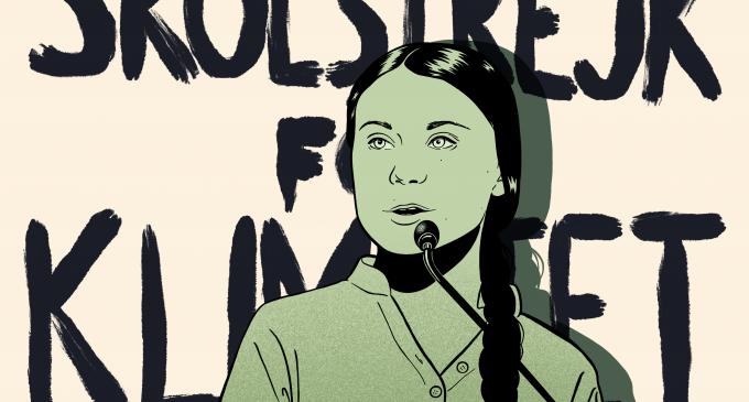 Greta Thunberg is creating change the right way