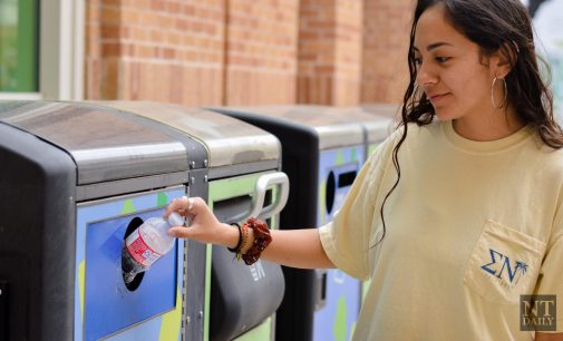 We Mean Green Fund creates student committee for recycling competition