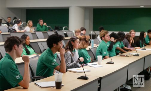 UNT SGA creates petition in hopes to bring awareness to the lack of diversity on campus