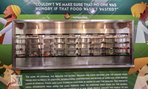 Dining Services investing in new dishwashers due to broken dishwashers over the years
