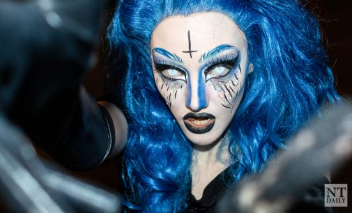She-Raw LeCain challenges gender norms through drag