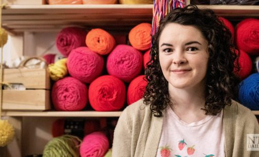 UNT alumna featured in upcoming fiber arts installation 'Intangible'