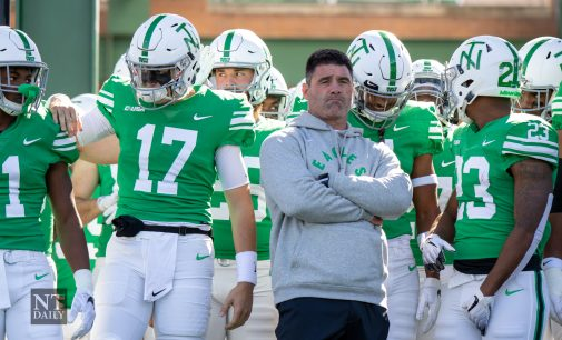North Texas football loses big in Ruston