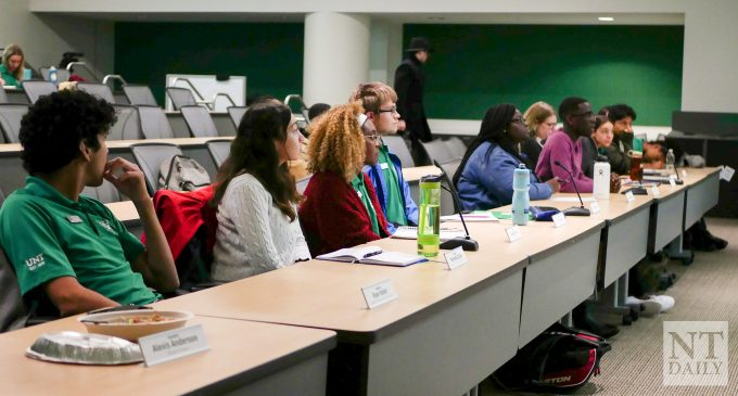 SGA passes their first resolution of the semester at Oct. 30 meeting