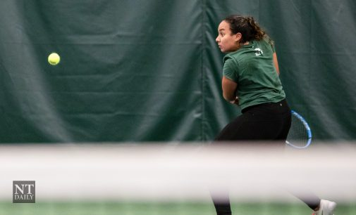 Tennis team finishes strong in Cal State Northridge tournament