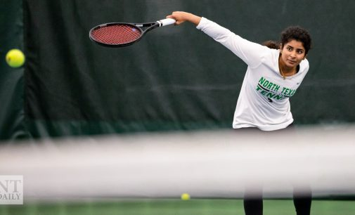 Tennis to finish fall with California tournament