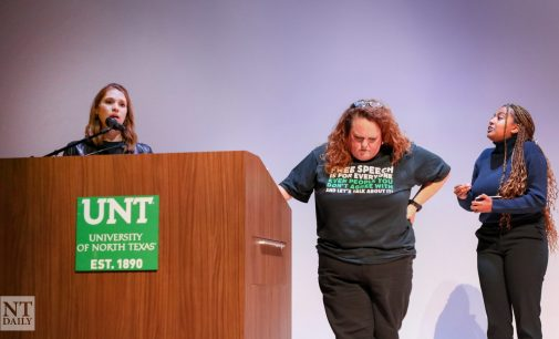 """UNT System assistant general counsel says the n-word at """"When Hate Comes to Campus"""" event"""