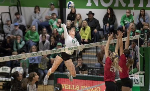 Recap: North Texas volleyball gets revenge win against the Mustangs