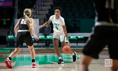 "Mean Green beat Alcorn State 67-31 in an ""ugly win"" on Monday"
