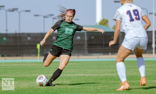 Recap: Mean Green fall to the Razorbacks in the first round of the NCAA Tournament