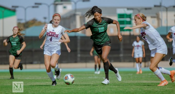 North Texas secures third-straight conference championship at home