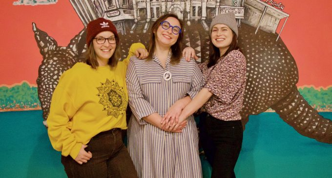 Local female art collective encourages self care through creativity