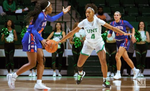 Recap: Women's basketball lose big at home against Texas-Arlington