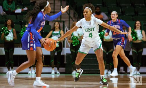 Recap: Women's basketball lose big at home against Texas-Arlington