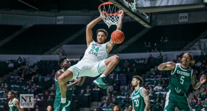 Recap: Mean Green fall at home in tight game with Eastern Michigan