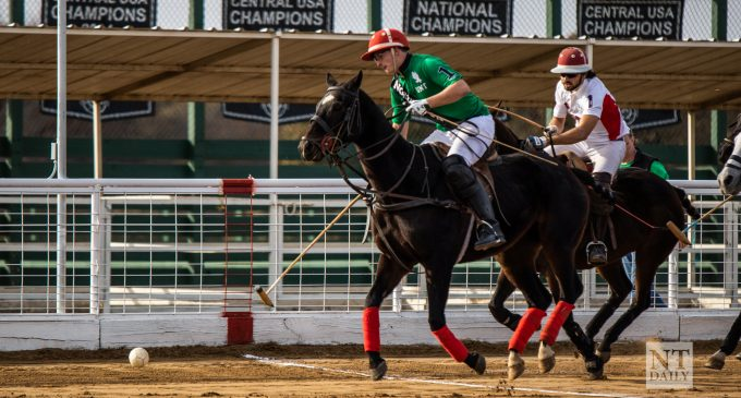 Addition of third Miller inches UNT polo closer to championship