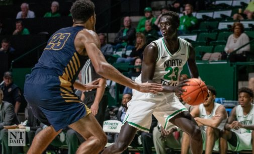 Recap: Mean Green falls just short against No. 15 Utah State